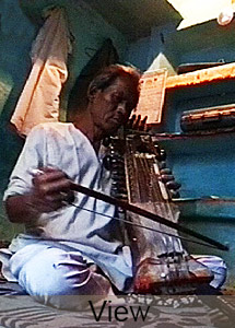 Istiaq Khan, sarangi player